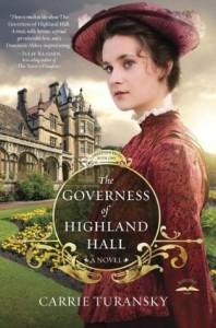 Governess of Highland Hall g