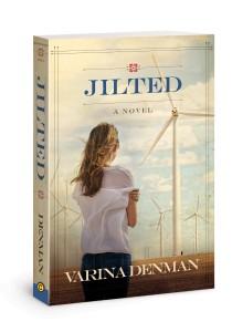 Varina Denman Jilted Cover 3D