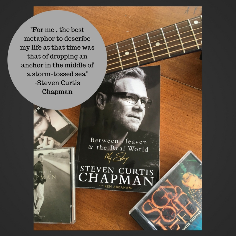 Between Heaven and the Real World, Steven Curtis Chapman