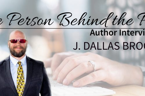 Author interview with J Dallas Brooks