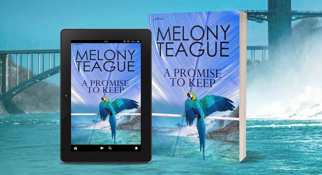 Novel by Melony Teague - A PROMISE TO KEEP