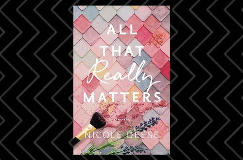 All that Really Matters book review