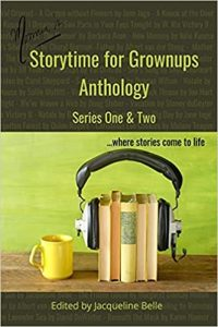 Moomi's Storytime for Grownups Anthology cover